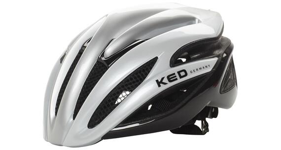 KED Wayron Kask biały/srebrny
